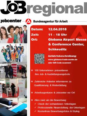 Plakat JOB-Messe